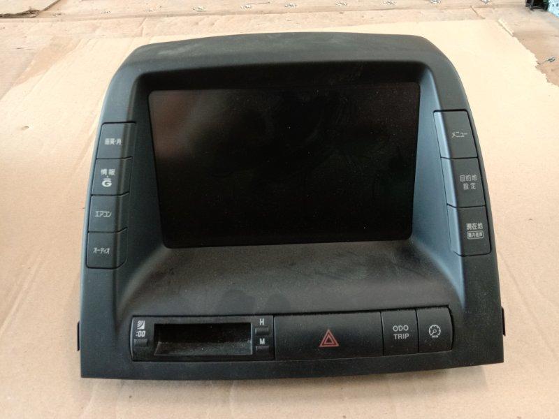 Монитор Toyota Prius NHW20 1NZ-FXE 2005