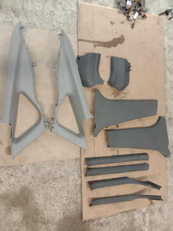 Пластиковые детали салона Toyota Prius NHW20 1NZ-FXE 2005