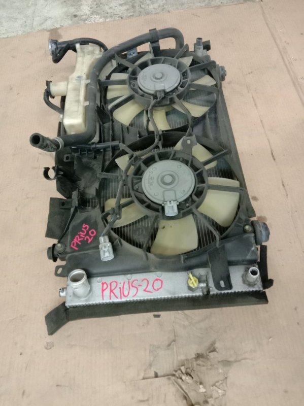 Радиатор двигателя Toyota Prius NHW20 1NZ-FXE 2005