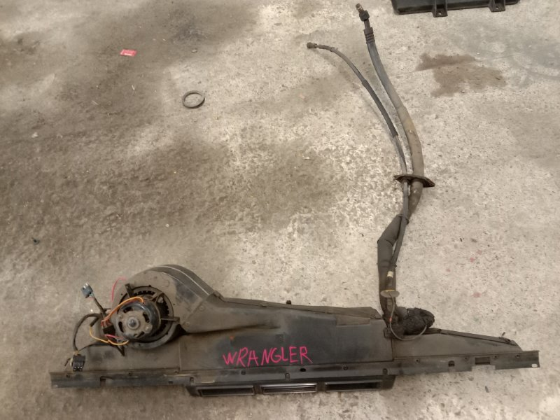 Корпус печки Jeep Wrangler YJ ERH 1993
