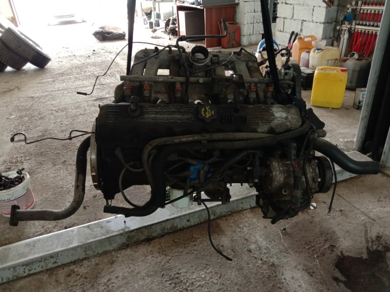 Двигатель Jeep Wrangler YJ ERH 1993