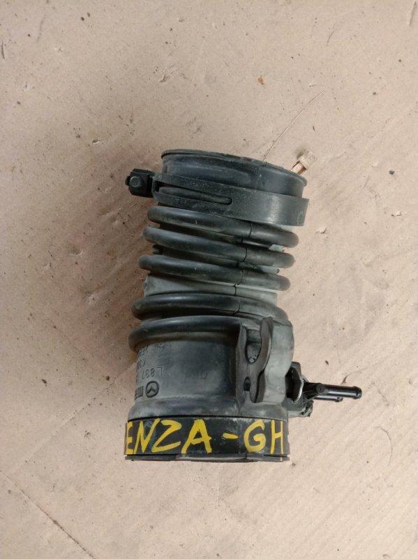 Патрубок воздушного фильтра Mazda Atenza GHEFP L5-VE 2008