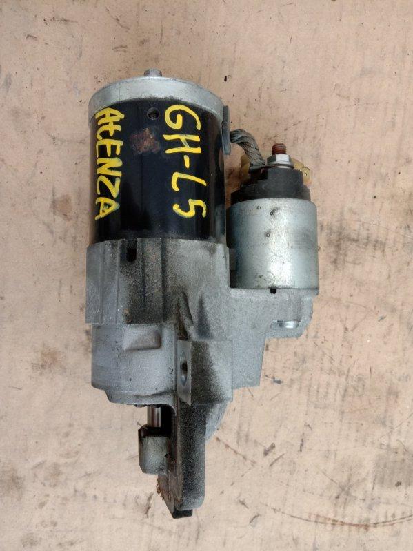 Стартер Mazda Atenza GHEFP L5-VE 2008
