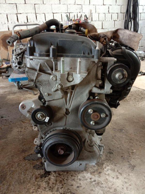 Двигатель Mazda Atenza GHEFP L5-VE 2008