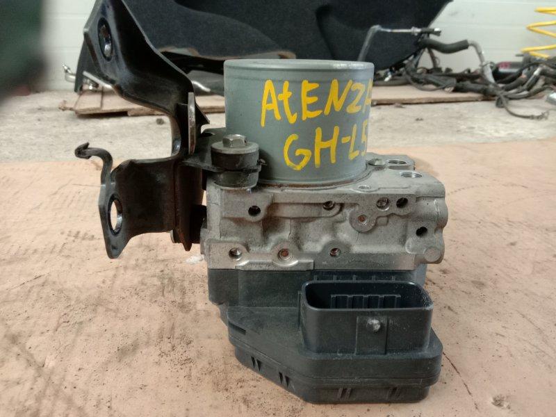Блок abs Mazda Atenza GHEFP L5-VE 2008