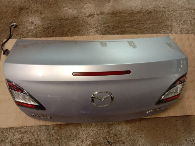 Крышка багажника Mazda Atenza GHEFP L5-VE 2008