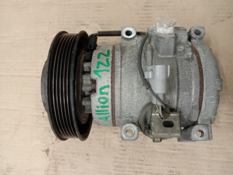 Компрессор кондиционера Toyota Allion ZZT240 1ZZ-FE 2003