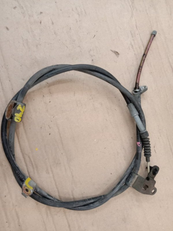 Трос ручника Toyota Allion ZZT240 1ZZ-FE 2003 левый