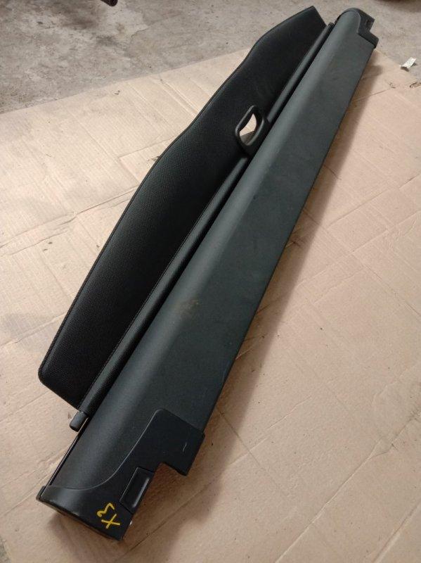 Полка багажника Bmw X3 - Series E83 M54B25 2003 задняя
