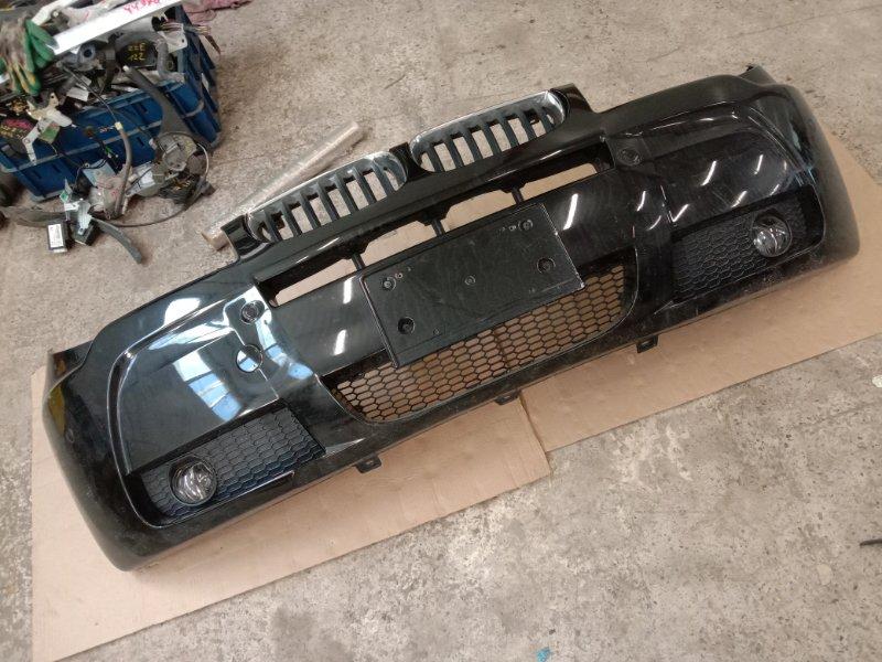 Бампер Bmw X3 - Series E83 M54B25 2003 передний
