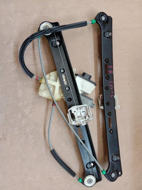 Стеклоподъемник Bmw X3 - Series E83 M54B25 2003 передний правый