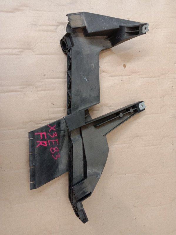 Клипса крепления фары Bmw X3 - Series E83 M54B25 2003 передняя правая верхняя