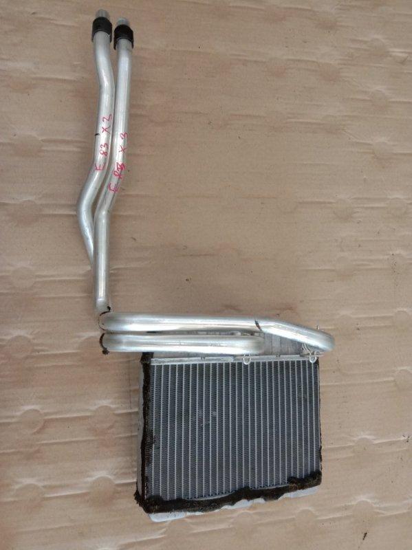 Радиатор отопителя Bmw X3 - Series E83 M54B25 2003