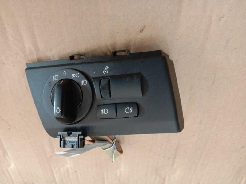 Блок управления светом Bmw X3 - Series E83 M54B25 2003