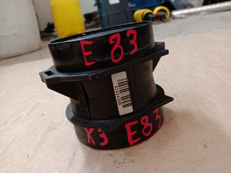 Датчик расхода воздуха Bmw X3 - Series E83 M54B25 2003