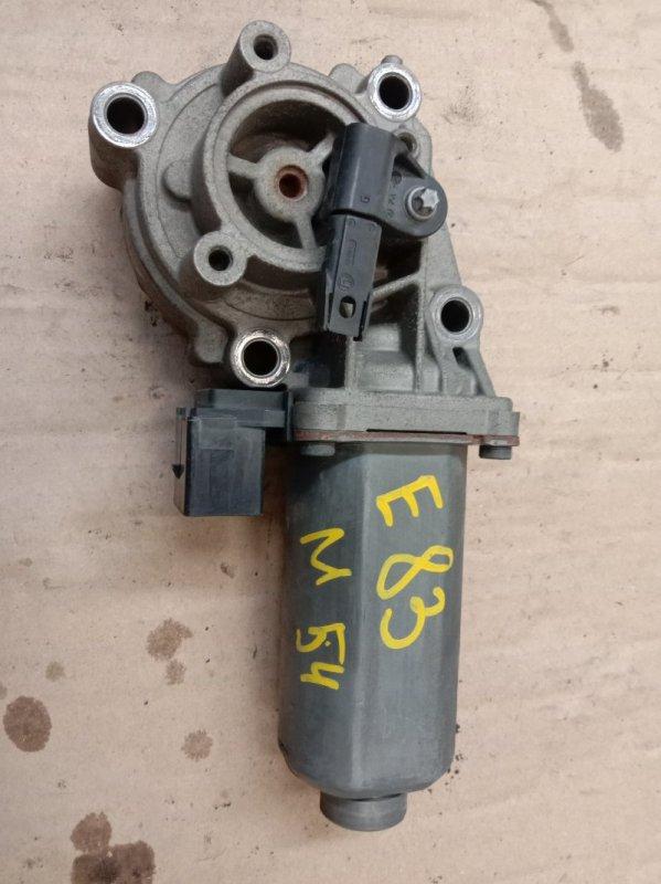 Сервопривод акпп Bmw X3 - Series E83 M54B25 2003