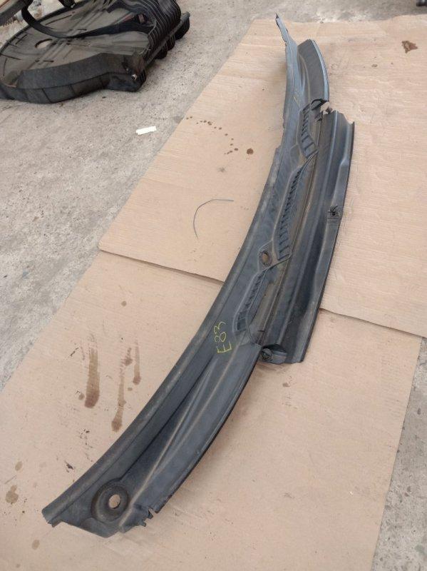 Решетка под дворники ( жабо) Bmw X3 - Series E83 M54B25 2003