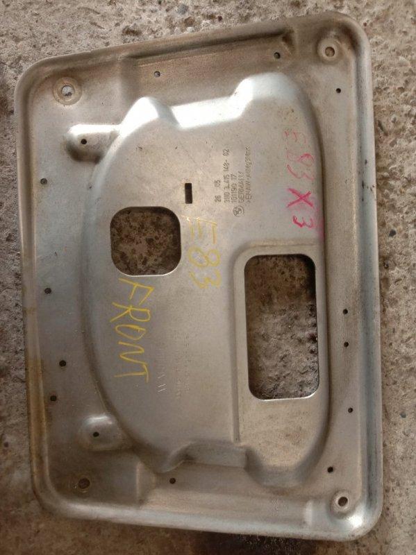 Защита двс Bmw X3 - Series E83 M54B25 2003