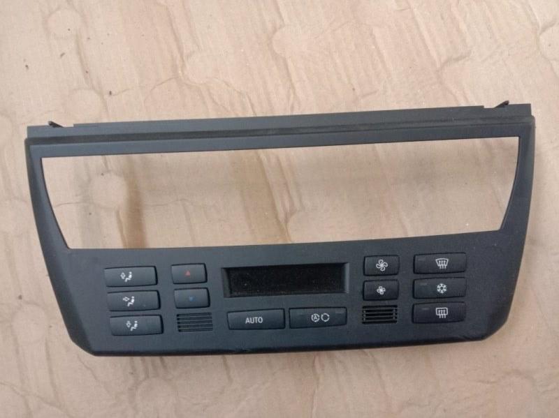 Блок управления климат-контролем Bmw X3 - Series E83 M54B25 2003