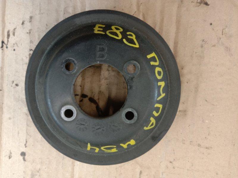 Шкив помпы Bmw X3 - Series E83 M54B25 2003