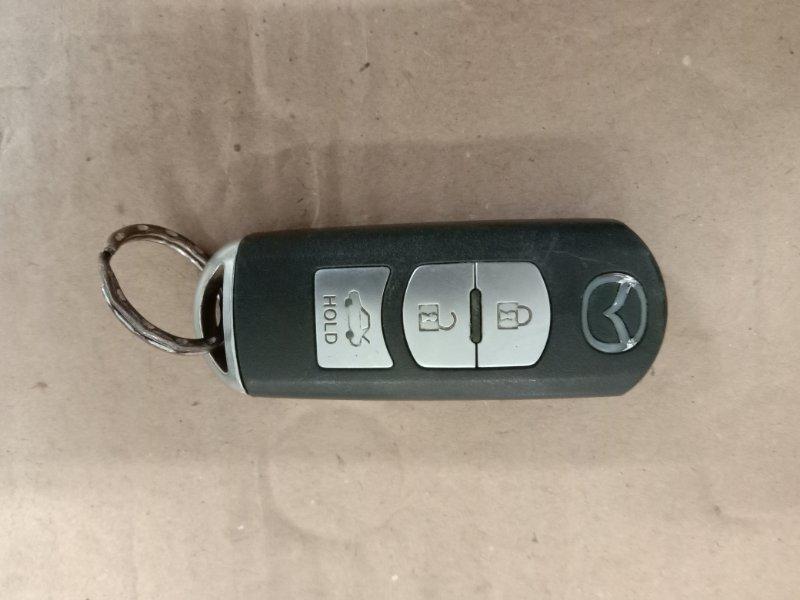Ключ Mazda Atenza GHEFP L5-VE 2008