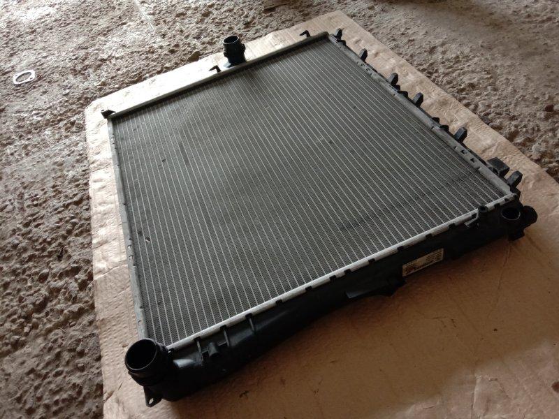 Радиатор двигателя Bmw X3 - Series E83 M54B25 2003