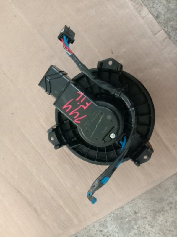 Вентилятор печки Toyota Corolla Fielder NZE144 1NZ-FE 2010
