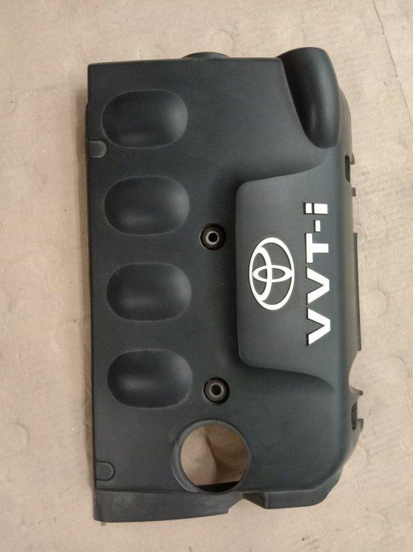 Крышка на двигатель декоративная Toyota Corolla NZE124 1NZ-FE 2006