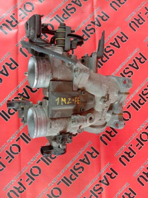 Заслонка дроссельная Toyota Kluger MCU25 1MZ-FE 2003