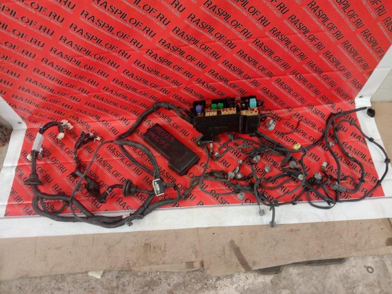 Блок реле и предохранителей Toyota Kluger MCU25 1MZ-FE 2003