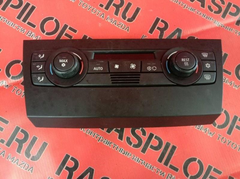 Блок управления климат-контролем Bmw 3-Series E90 N46B20 2005