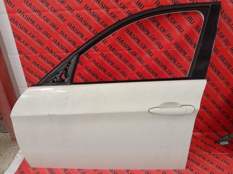 Дверь боковая Bmw 3-Series E90 N46B20 2005 передняя левая