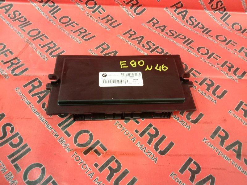 Блок управления светом Bmw 3-Series E90 N46B20 2005
