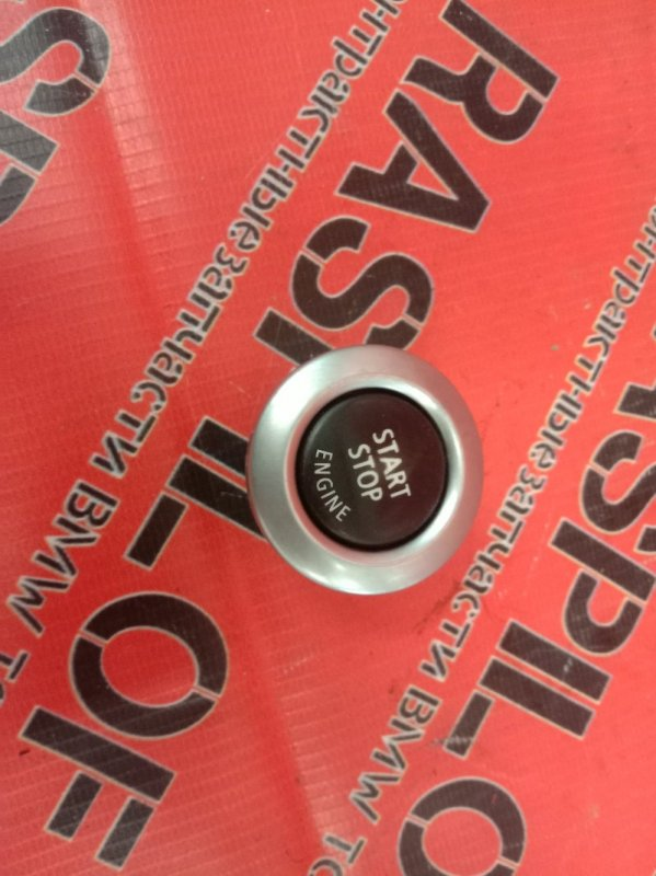 Кнопка запуска двигателя Bmw 3-Series E90 N46B20 2005