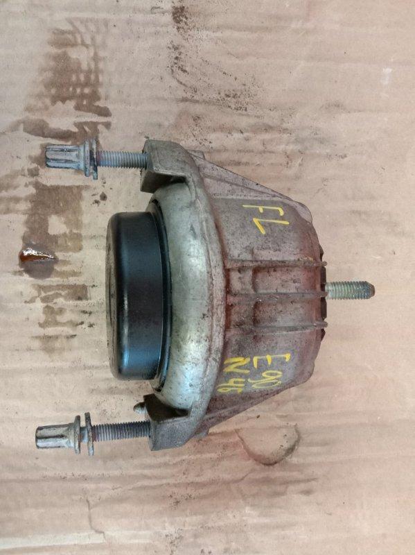 Подушка двигателя Bmw 3-Series E90 N46B20 2005 левая