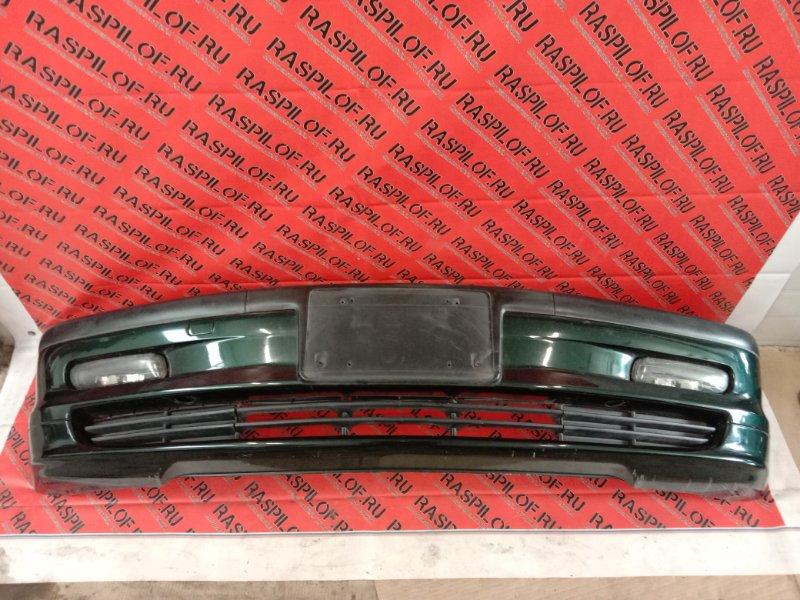 Бампер Bmw 3-Series E46 M43B19TU 1999 передний