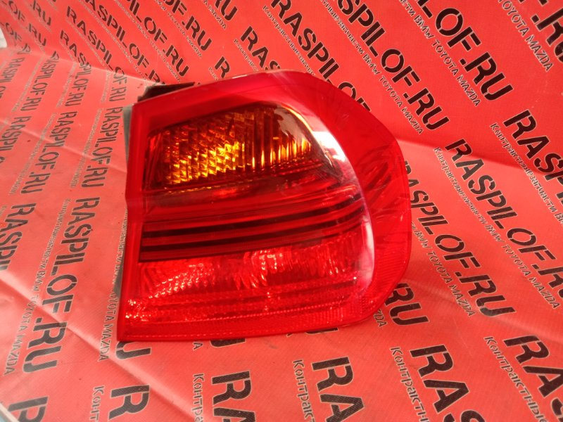 Фонарь стоп-сигнала Bmw 3-Series E90 N52B25 2006 задний правый