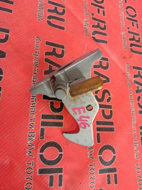 Ручка открывания капота Bmw 3-Series E46 M43B19TU 1999
