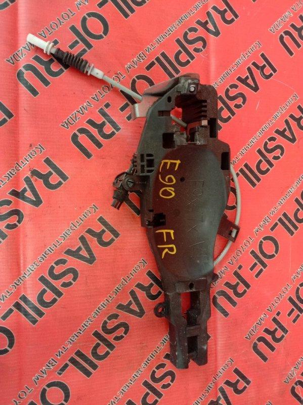 Ручка внутренняя Bmw 3-Series E90 N52B25 2006 передняя правая