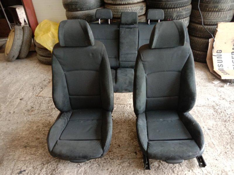 Сиденья Bmw 3-Series E90 N52B25 2006