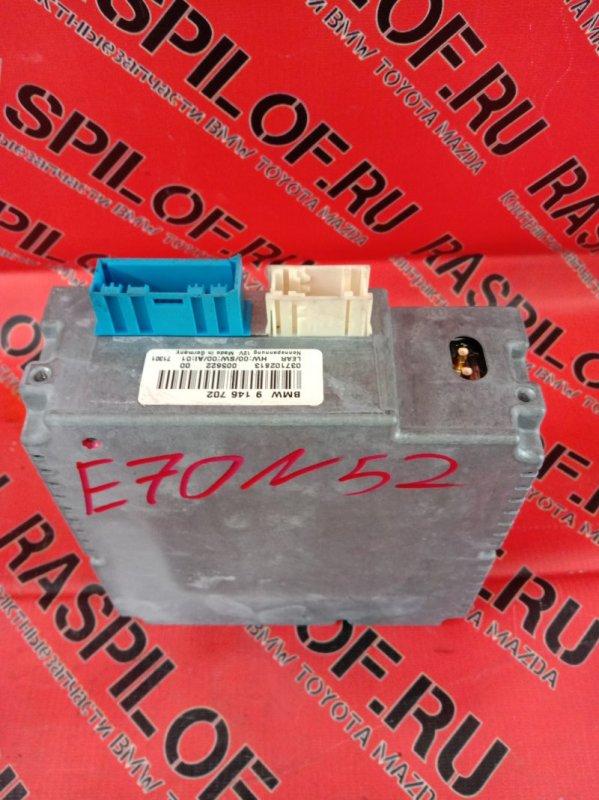 Видеомодуль Bmw X5 E70 N52B30 2007