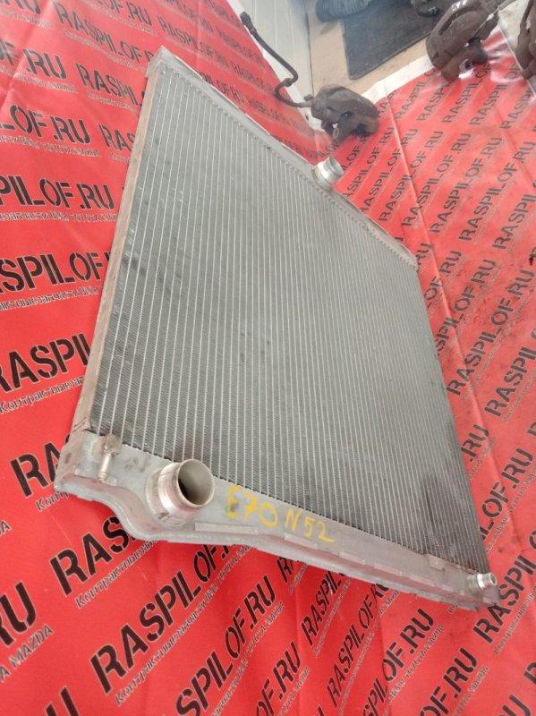 Радиатор двигателя Bmw X5-Series E70 N52B30 2007