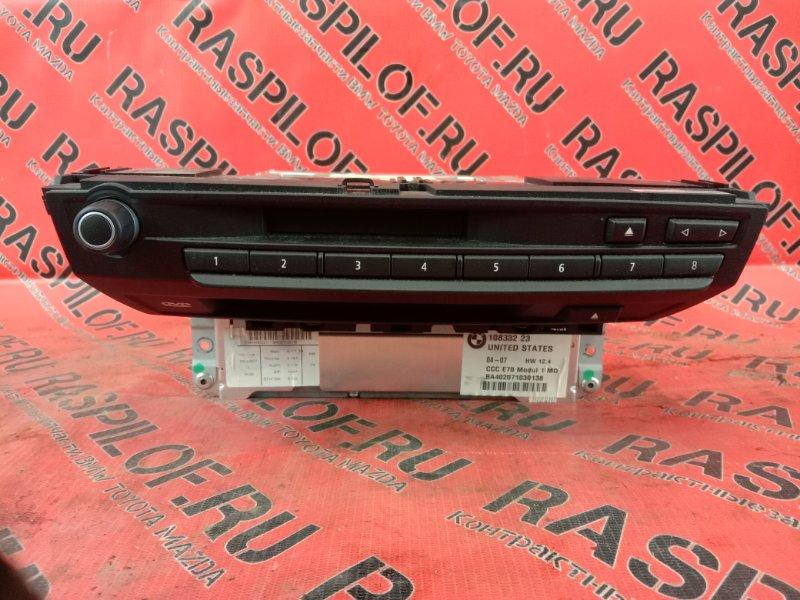 Магнитола Bmw X5-Series E70 N52B30 2007