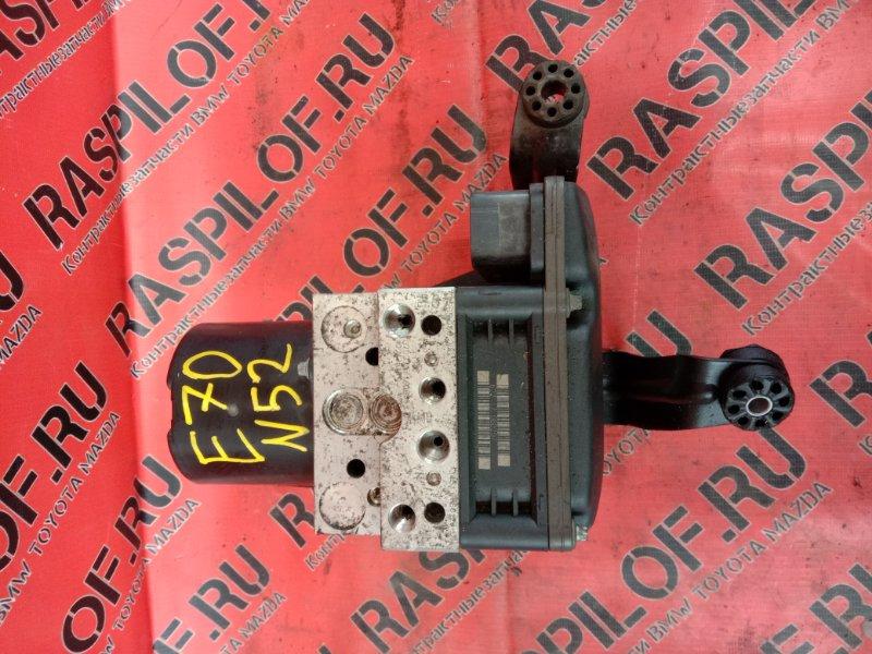 Блок abs Bmw X5-Series E70 N52B30 2007