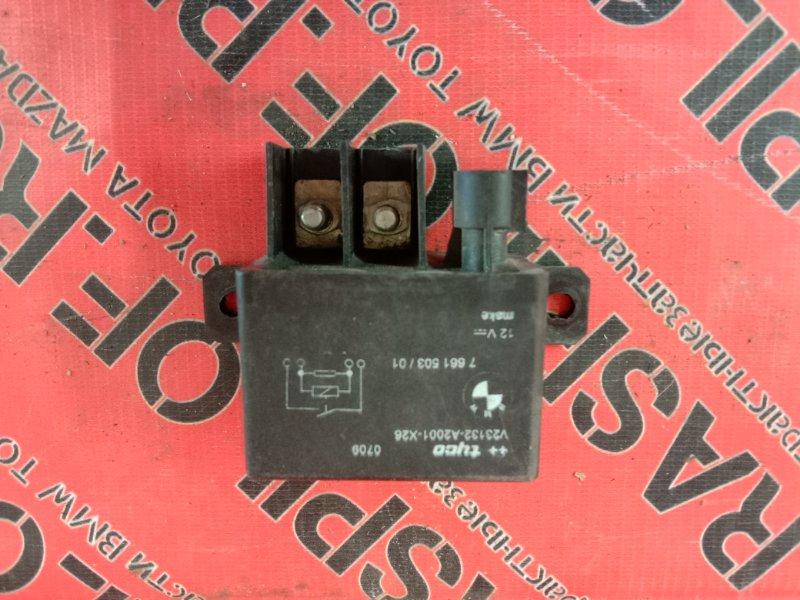 Реле Bmw X5-Series E70 N52B30 2007