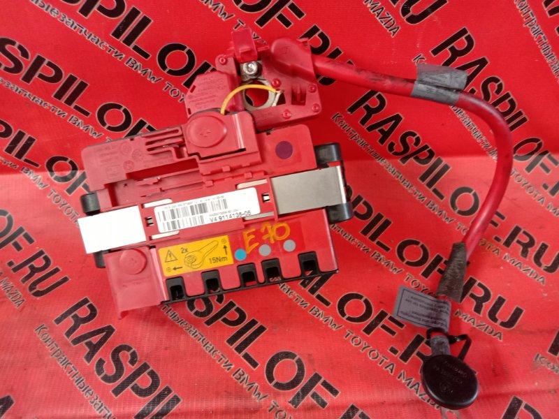 Клемма Bmw X5-Series E70 N52B30 2007