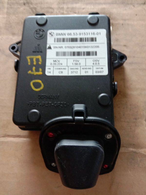 Камера Bmw X5-Series E70 N52B30 2007