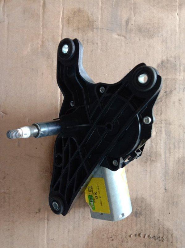 Мотор заднего дворника Bmw X5-Series E70 N52B30 2007