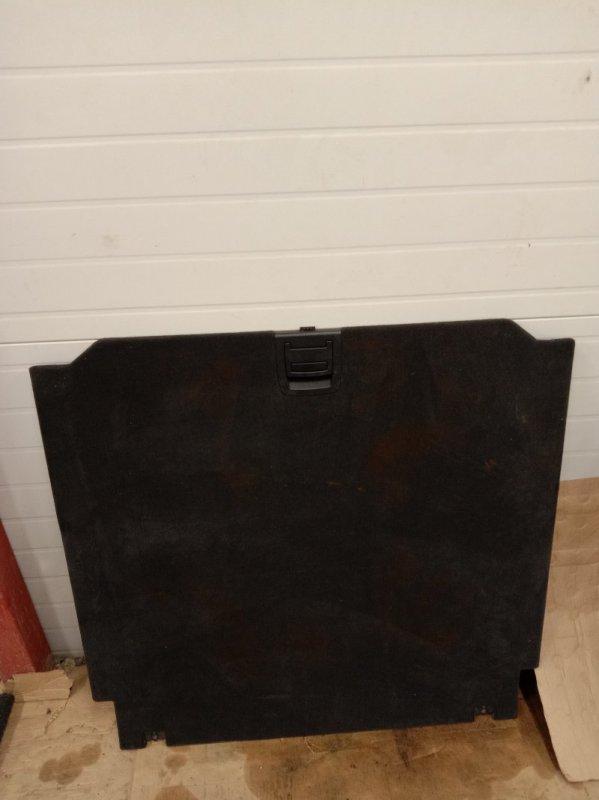 Накладка багажника Bmw X5-Series E70 N52B30 2007 нижняя