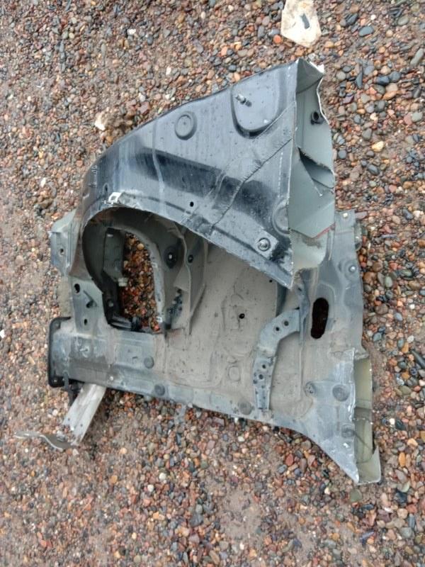 Лонжерон Bmw X5-Series E70 N52B30 2007 передний левый